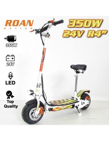 Patinete ROAN 350W 24V R4 - Motosapollo.com