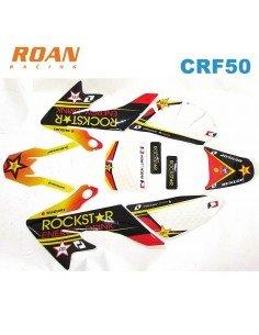 Adhesivos CRF50 Rockstar