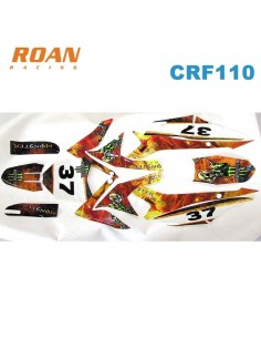 Adhesivos CRF110 Monster