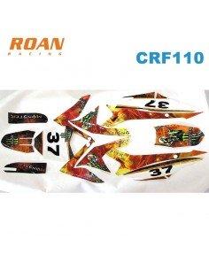 Adhesivos CRF110 Monster - Motosapollo.com