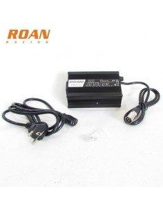 Cargador bateria macho 54.6V - Motosapollo.com