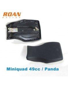 Asiento miniquad 49cc ROAN Panda - Motosapollo.com
