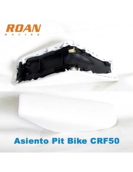 Asiento pit bike CRF50 comfort - Motosapollo.com
