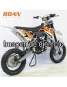 Asiento pit bike R50 - Motosapollo.com