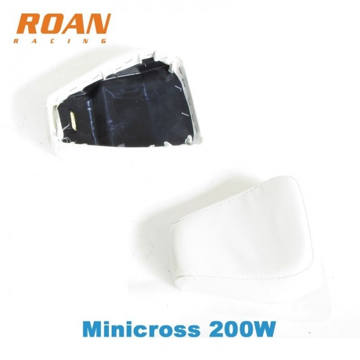 Asiento minicross electrica 200W - Motosapollo.com