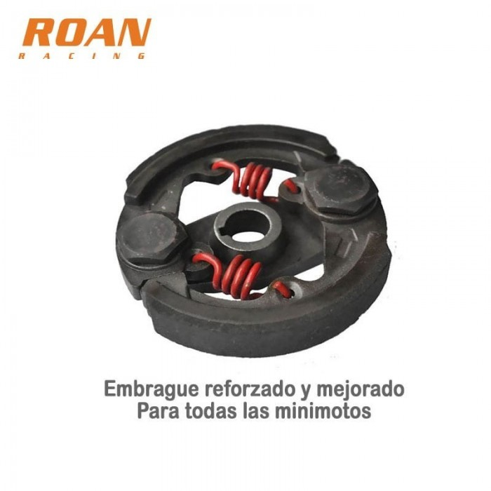 Embrague minimoto 12mm PRO - Motosapollo.com