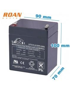 Bateria 12V 5Ah Leoch