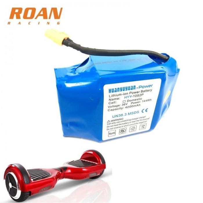 Bateria litio 36V 4Ah - Motosapollo.com