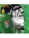 Mini tractor ROAN para niños 110cc - Motosapollo.com