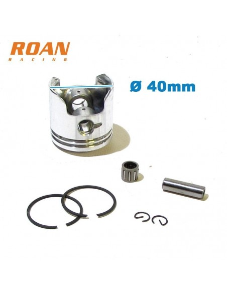 Kit piston mini moto 47cc 40mm 2T aire