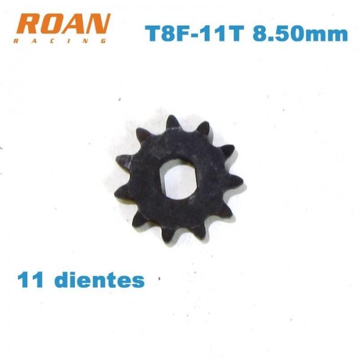 Piñon salida T8F 11T 8.50mm - Motosapollo.com