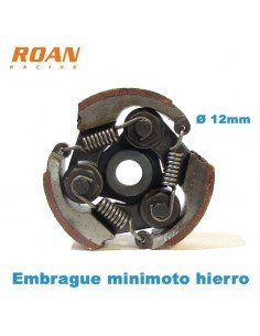 Embrague 12mm mini moto serie - Motosapollo.com