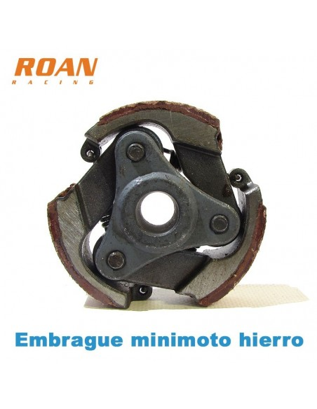 Embrague 12mm mini moto serie - Motosapollo.com