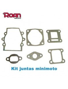 Kit juntas mini moto aire - Motosapollo.com