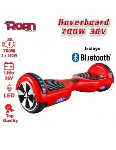 Hoverboard 6´5 700W 36V litio