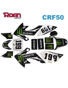 Adhesivos CRF50 Monster 199