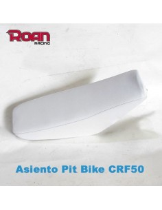 Asiento pit bike CRF50 comfort