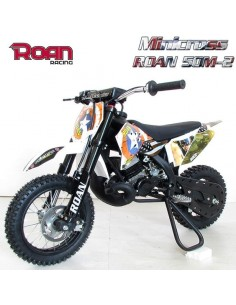 Minicross 50cc Roan 50M-2 aire 12/10