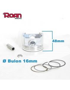 Kit piston 67mm 250cc bulon 16mm - Motosapollo.com