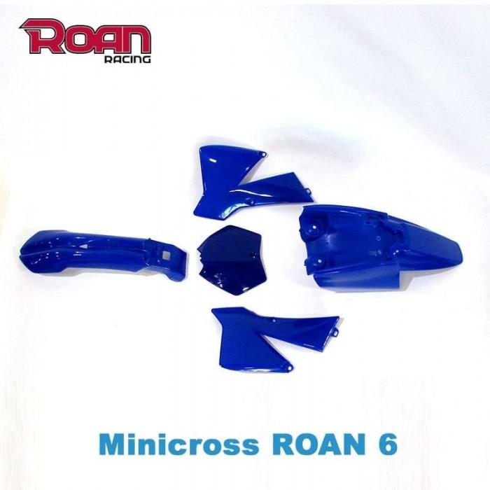Kit plasticos ROAN 6 - Motosapollo.com