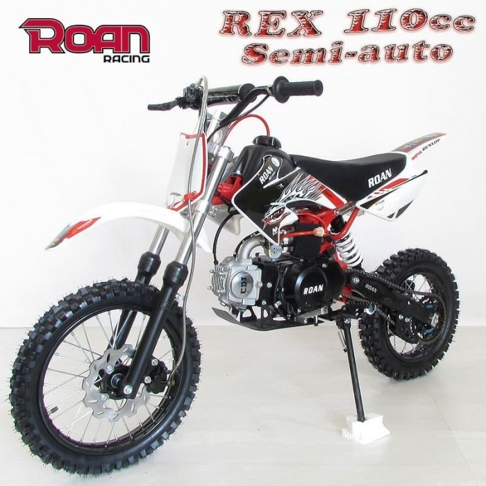 Pit Bike 110cc ROAN REX - Motosapollo.com