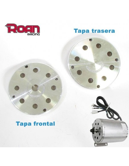 Tapas motor eléctrico Brushless - Motosapollo.com