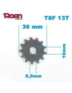 Piñon salida T8F 13T - Motosapollo.com