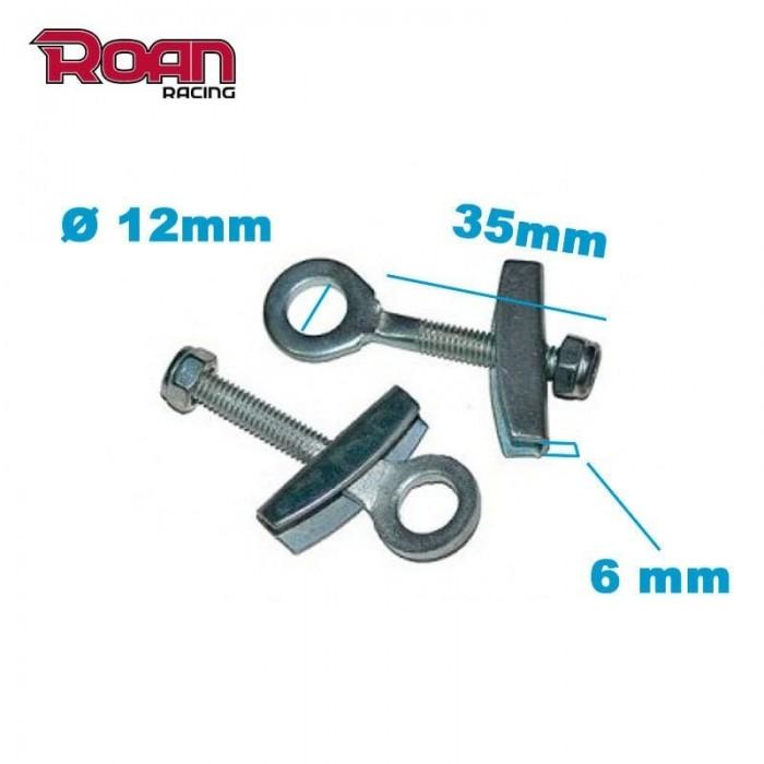 Tensores cadena eje 12mm - Motosapollo.com