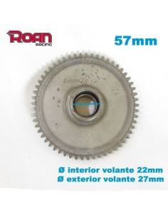 Piñon volante magnetico - Motosapollo.com