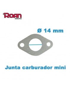 Junta carburador mini moto - Motosapollo.com