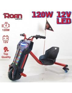 Triciclo electrico 360º ROAN 120W LED