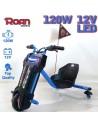 Triciclo electrico ROAN 120W LED - Motosapollo.com