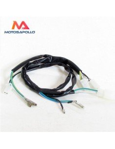 Cableado eléctrico pit bikes CDI R2 - Motosapollo.com