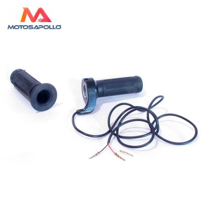 Acelerador eléctrico 3pin - Motosapollo.com