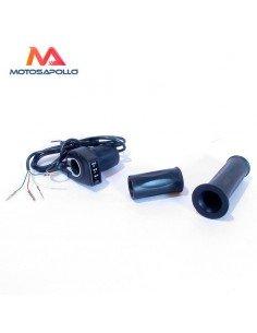 Acelerador eléctrico 48V 4pin - Motosapollo.com