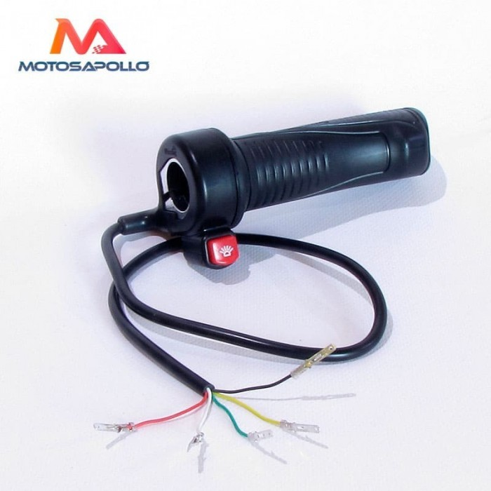 Acelerador eléctrico 5pin - Motosapollo.com