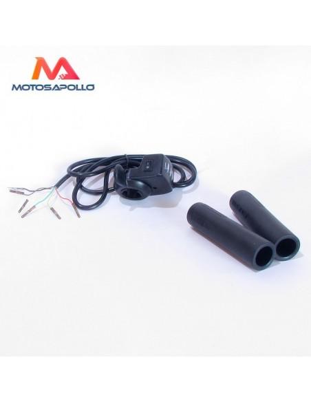 Acelerador eléctrico 6pin indicador y gatillo