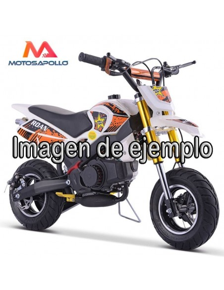 Asiento mini cross 49cc SM - Motosapollo.com