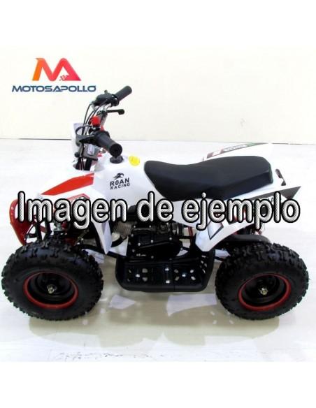Asiento mini quad 49cc Leton - Motosapollo.com