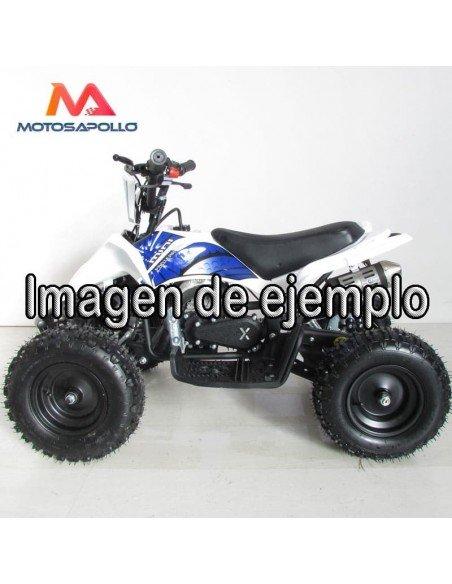 Asiento mini quad 49cc Pantera - Motosapollo.com