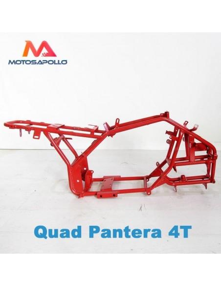 Chasis quad pantera 4T - Motosapollo.com