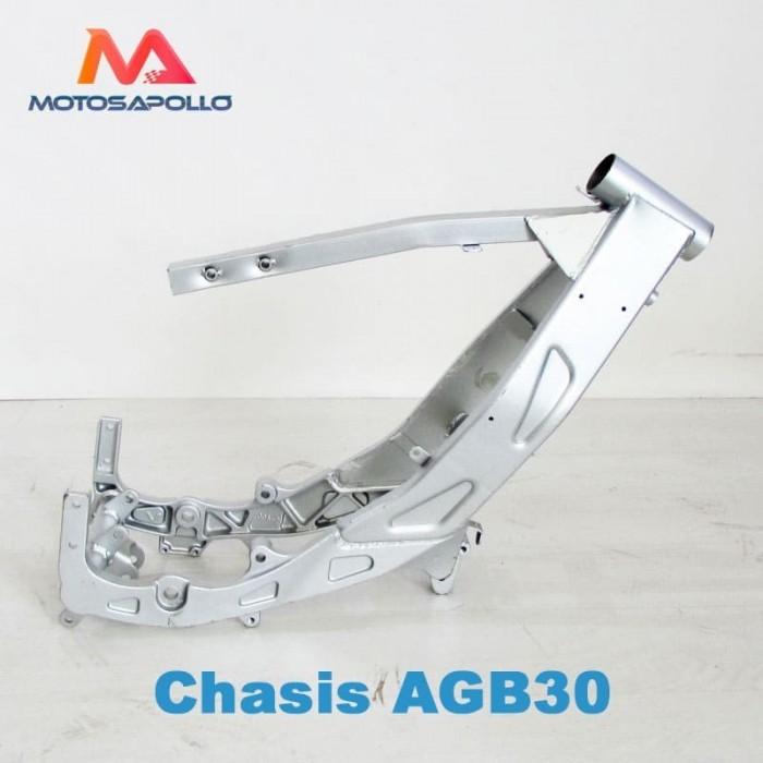 Chasis pit bike AGB30 - Motosapollo.com