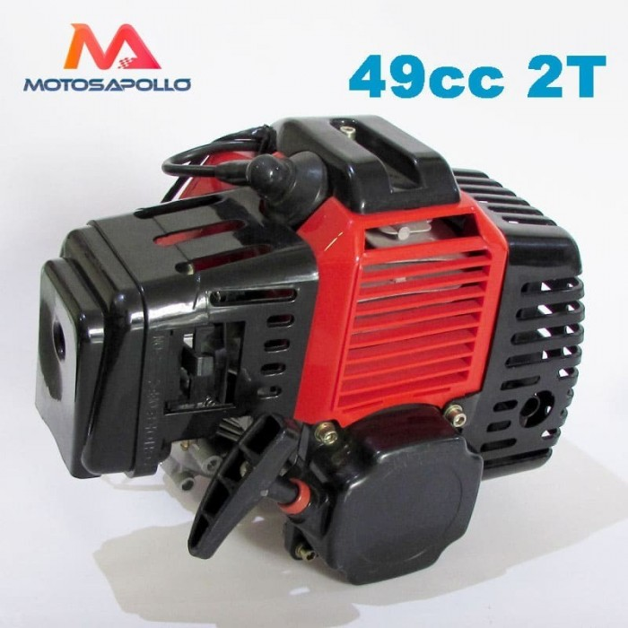 Motor 49cc 2t patinete - motores completos