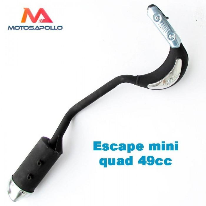 Escape mini quad 2T - Motosapollo.com