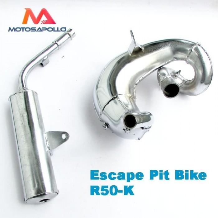 Escape Pit Bike R50-K - Motosapollo.com