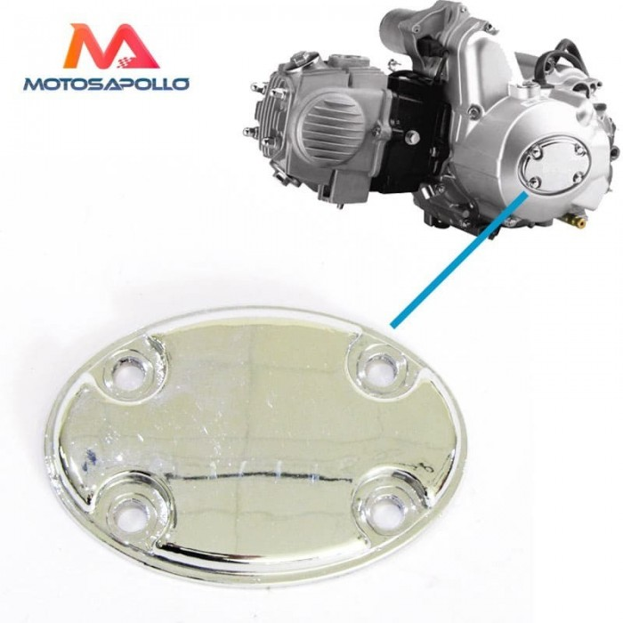 Embellecedor tapa encendido motor - Motosapollo.com