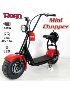 Patinete Mini Chopper ROAN 800W 48V