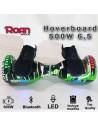 Hoverboard 500W 6,5 Graffiti - Motosapollo.com