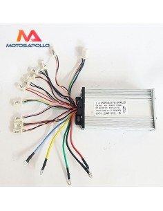 Centralita 1200W 48V 27+5pin - Motosapollo.com