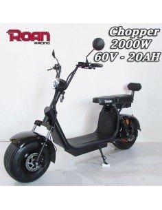 Patinete Chopper ROAN 2000W 60V 20AH